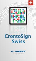CrontoSign Swiss App