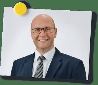 Michael Maier – Leiter Finanzierung Private Kunden bei der Schaffhauser Kantonalbank