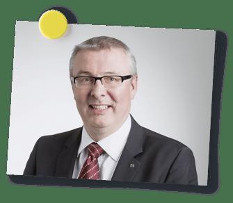 Contact Teaser Albert Griesser - Leiter Firmenkunden bei der Schaffhauser Kantonalbank