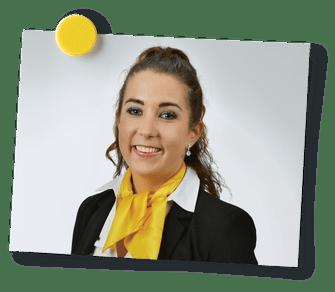 Andrina Moretti – Personalassistentin bei der Schaffhauser Kantonalbank