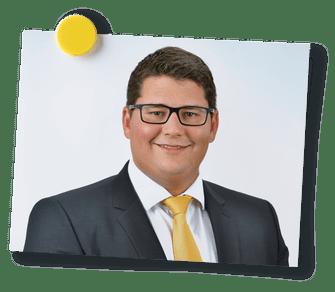 Contact-Teaser Andreas Wüscher - Leiter Filiale Neuhausen