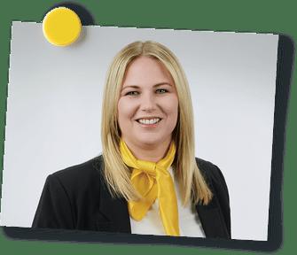 Rahel Baus – Personalverantwortliche bei der Schaffhauser Kantonalbank