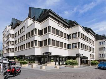 Hauptsitz Schaffhausen der Schaffhauser Kantonalbank