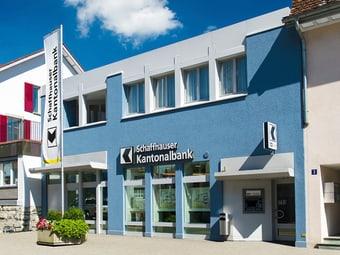 Filiale Thayngen der Schaffhauser Kantonalbank