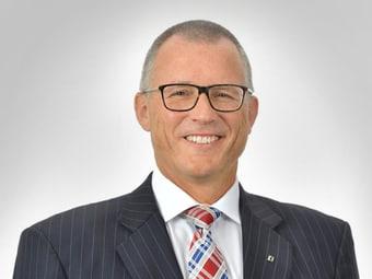 Andreas Isler – Bereichsleiter Privatkunden und Mitglied der Geschäftsleitung bei der Schaffhauser Kantonalbank