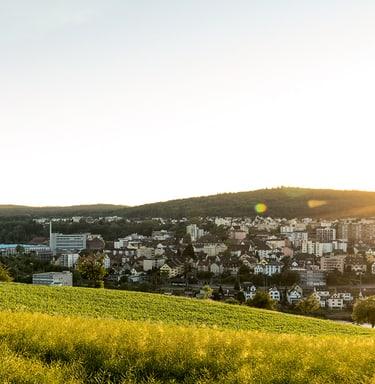 Hintergrundbild Startseite der Schaffhauser Kantonalbank